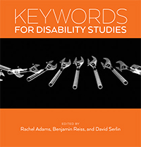 Image for Keywords for Disability Studies